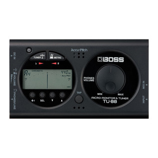 Boss TU-88 Guitar Monitor/Tuner
