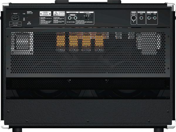 bugera 6260 212 120w guitar combo amp ex demo at gear4music. Black Bedroom Furniture Sets. Home Design Ideas