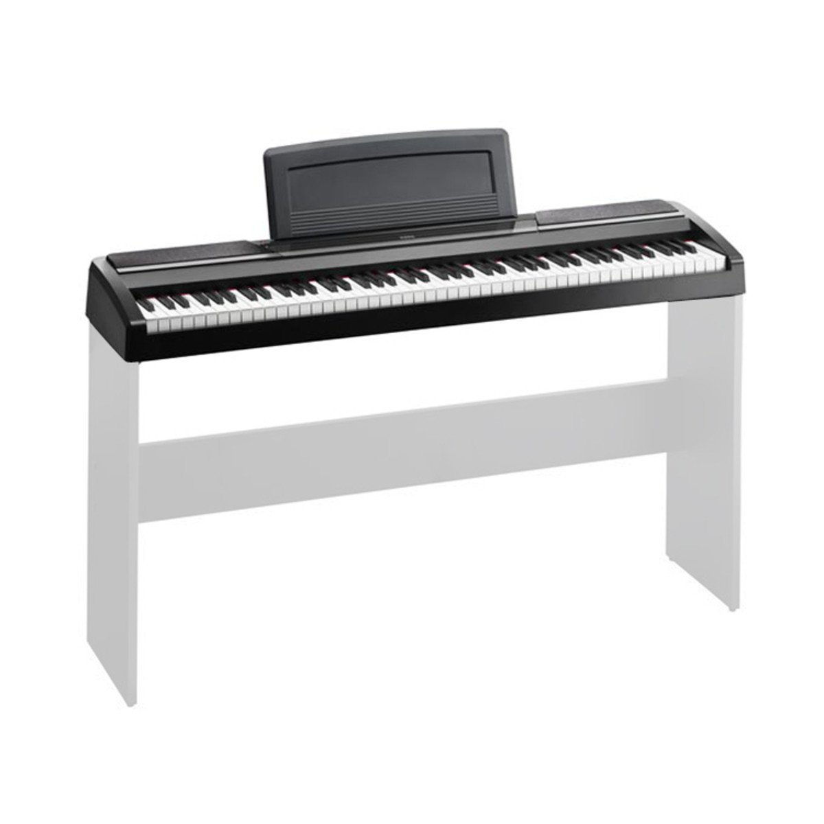korg sp 170s digital piano black nearly new at. Black Bedroom Furniture Sets. Home Design Ideas