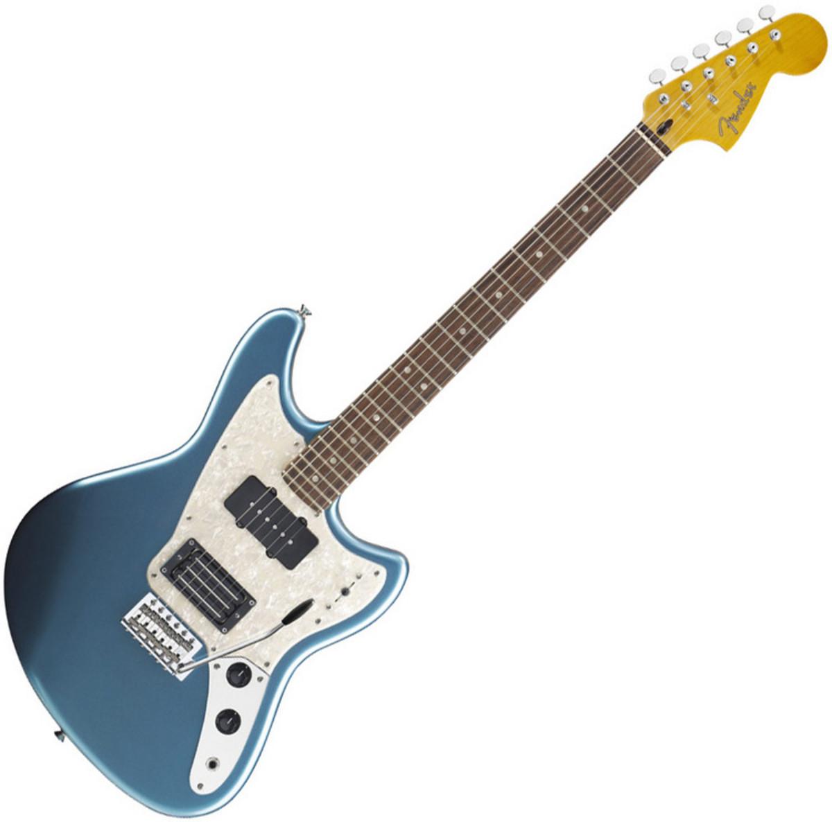 disc fender modern player marauder lake placid blue at gear4music. Black Bedroom Furniture Sets. Home Design Ideas