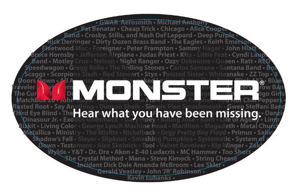 Hvordan tilslutter jeg monsterkabler