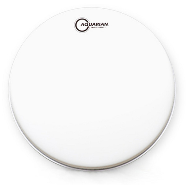 "Aquarian Triple Threat 14"" Snare Drum Head"