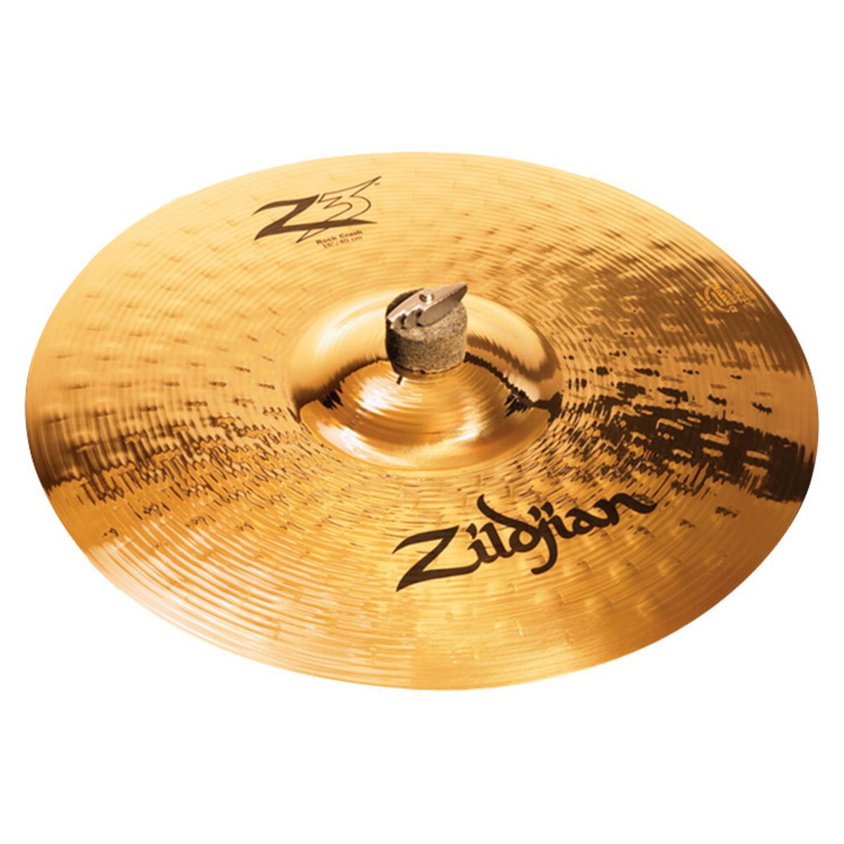 DISC Zildjian Z3 16   Rock Crash Cymbal osoitteessa Gear4Music.com a3c40db67e
