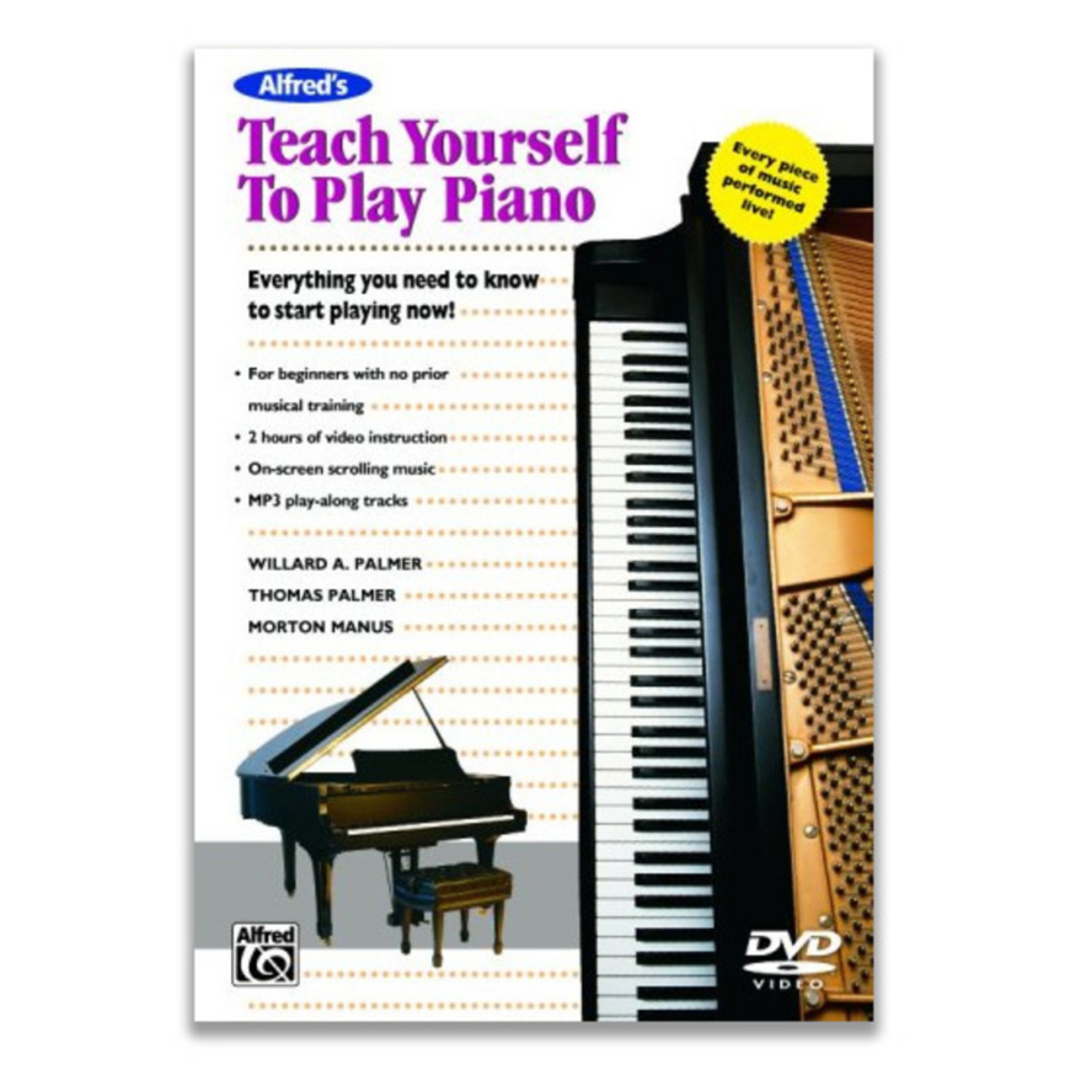 Click to view product details and reviews for Teach Yourself To Play Piano Dvd.