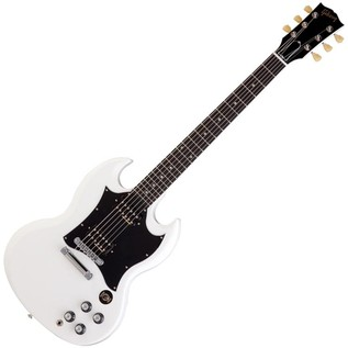 Gibson SG Special, Limited with Dirty Fingers, Alpine White