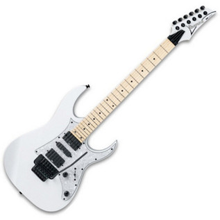 Ibanez RG350MPZ Electric Guitar, White