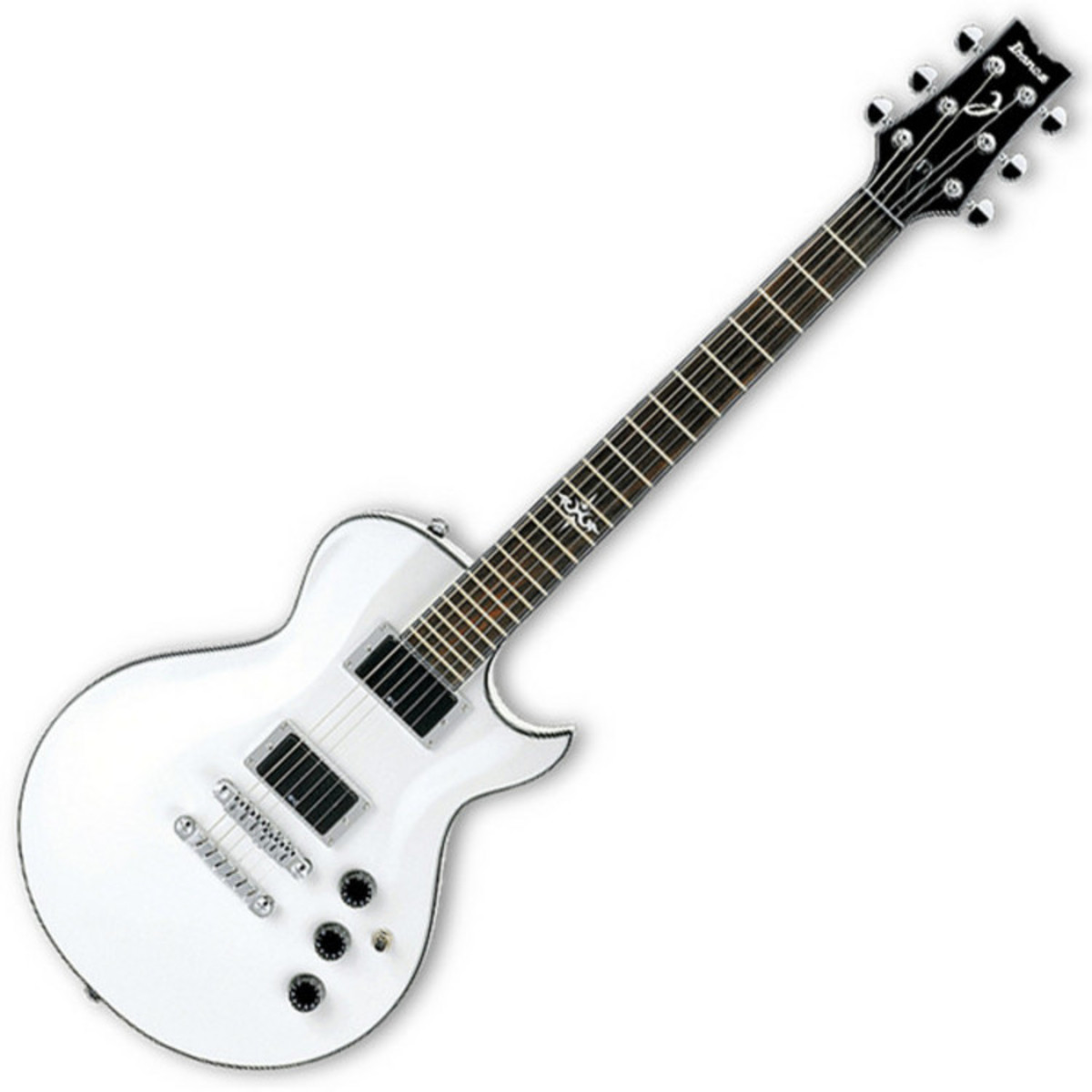 disc ibanez art120 electric guitar white at gear4music. Black Bedroom Furniture Sets. Home Design Ideas