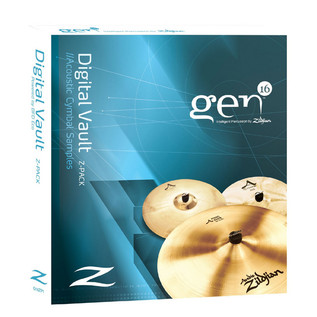 gen16 by Zildjian Z-Pack Volume 1 - A Series Cymbals