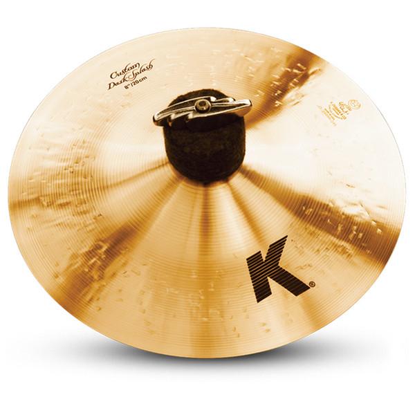 "Zildjian K Custom 8"" Dark Splash"