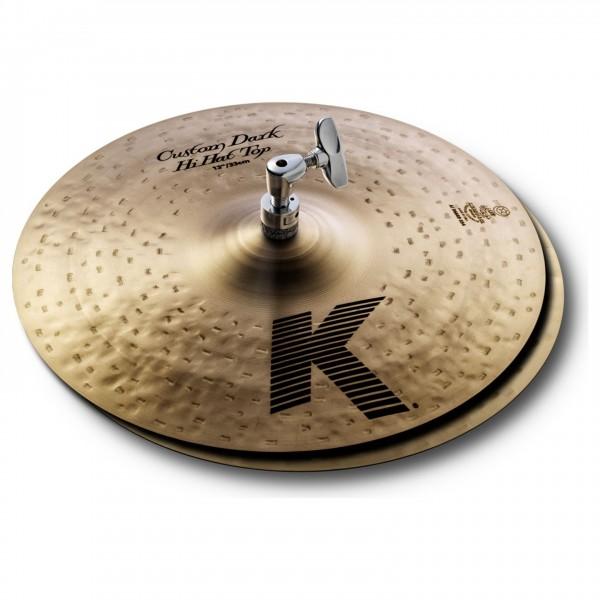 "Zildjian K Custom 13"" Dark Hi-Hat"
