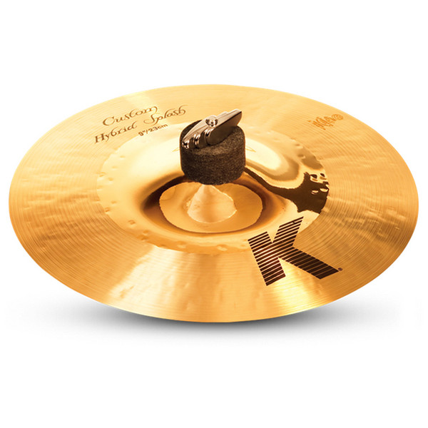"Zildjian K Custom 9"" Hybrid Splash"