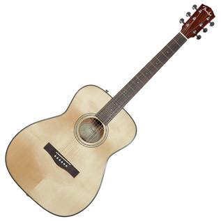 Fender CF 140 S Guitar, Natural