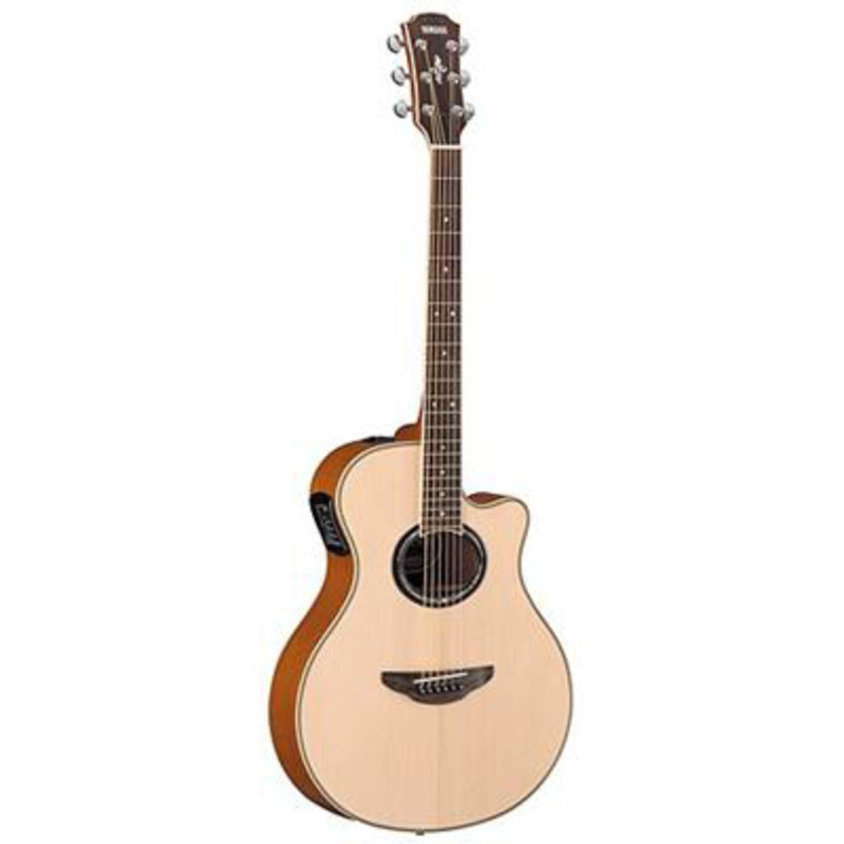 puis yamaha apx700 guitare electro acoustique. Black Bedroom Furniture Sets. Home Design Ideas