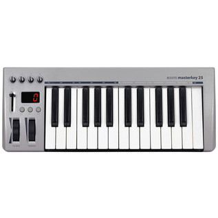Acorn Instruments Masterkey 25 Key USB MIDI Keyboard