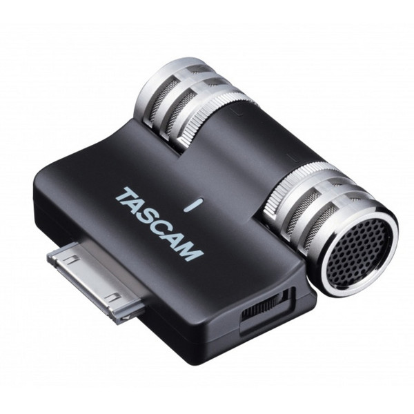 DISC Tascam iM2 Stereo Condenser Microphone for iPhone, iPad