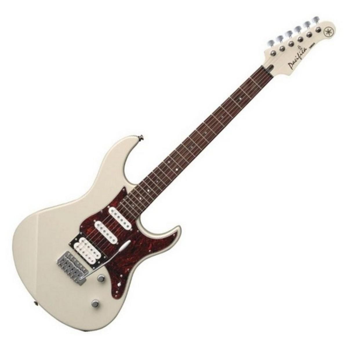 yamaha pacifica 112vcx guitare lectrique blanc vintage. Black Bedroom Furniture Sets. Home Design Ideas