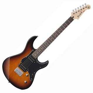 Yamaha Pacifica 120H Electric Guitar, Tobacco Sunburst