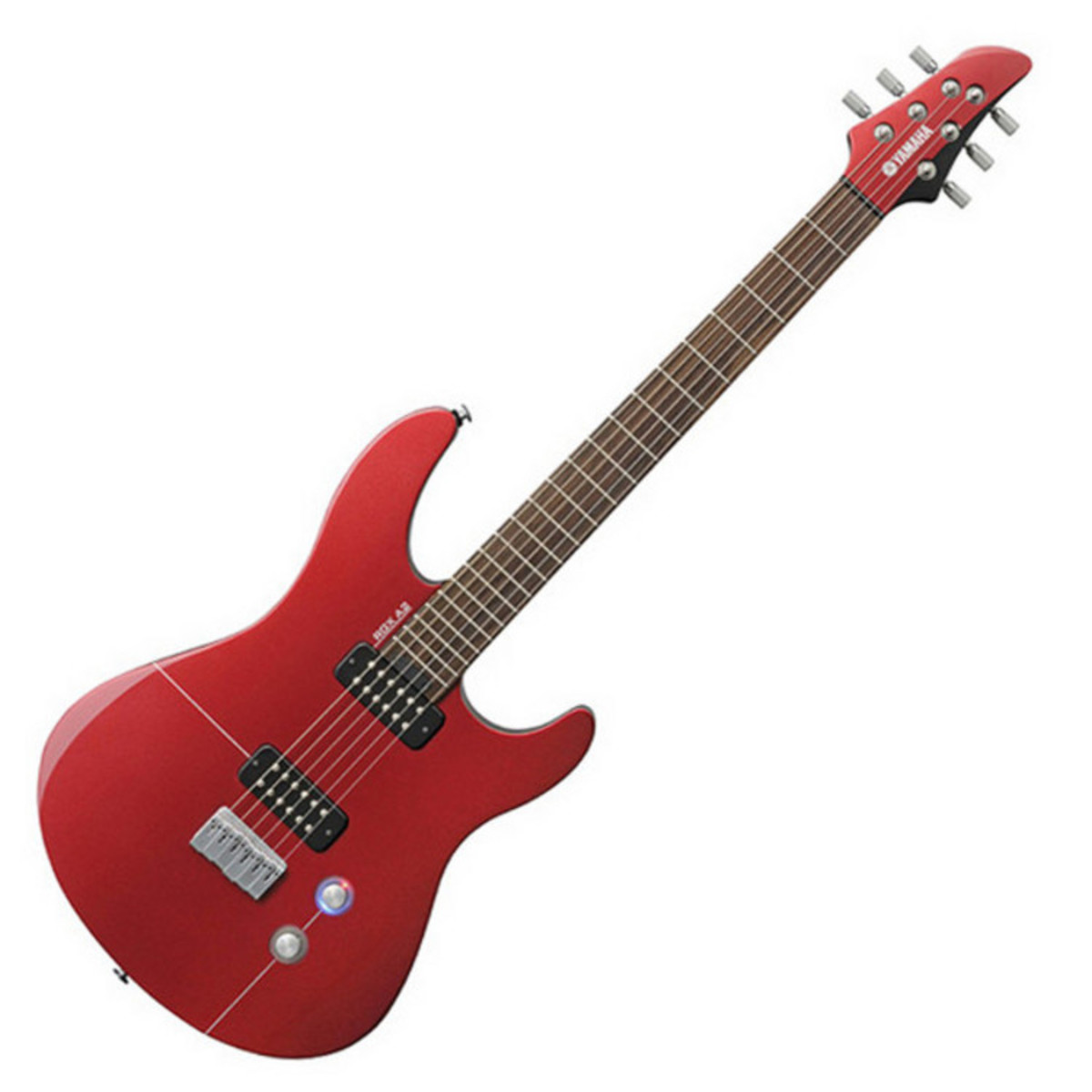 disc yamaha rgxa2 electric guitar red metallic at gear4music. Black Bedroom Furniture Sets. Home Design Ideas