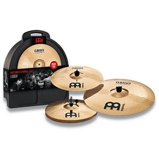 Meinl Classics Custom Matched Cymbal Set, CC141620M
