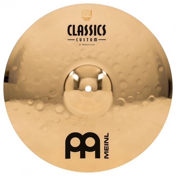 "Meinl Classics Custom 14"" Medium Crash"