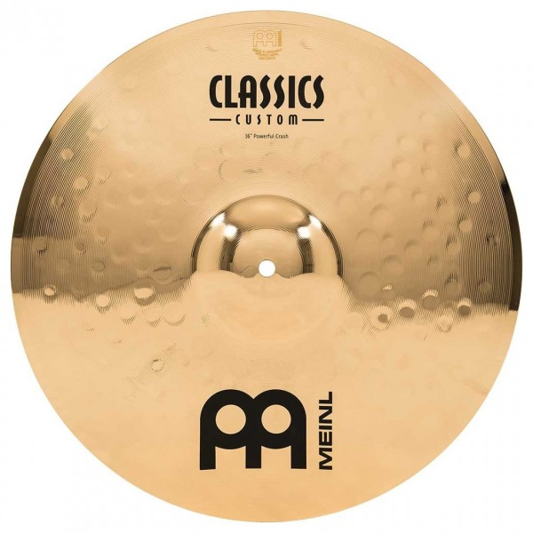 Meinl Classics Custom 16'' Powerful Crash