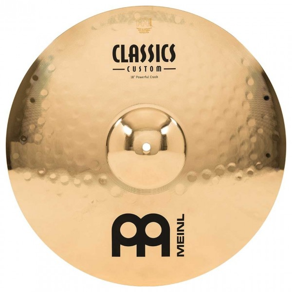 Meinl Classics Custom 18'' Powerful Crash