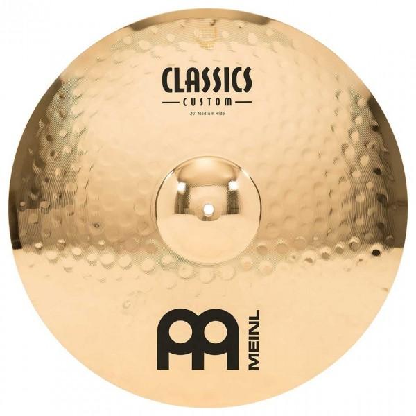 """Meinl Classics Custom 20"""" Medium Ride"""