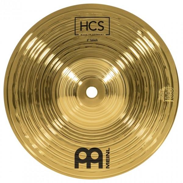 "Meinl HCS Cymbal 8"" Splash"