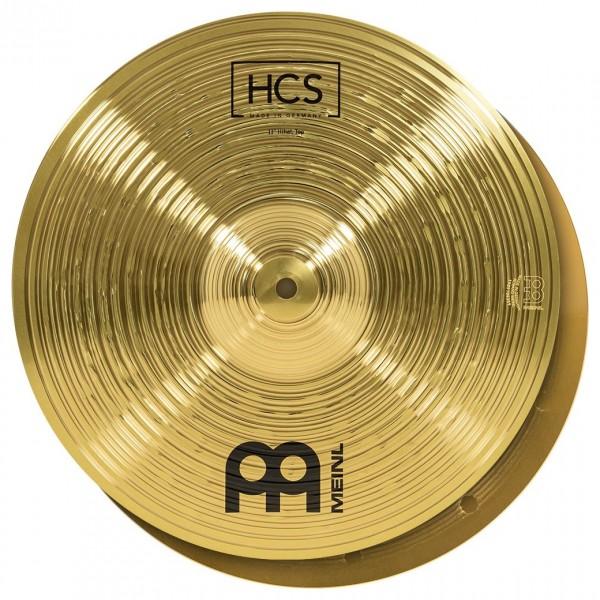 "Meinl HCS Cymbal 13"" Hi Hat Pair"