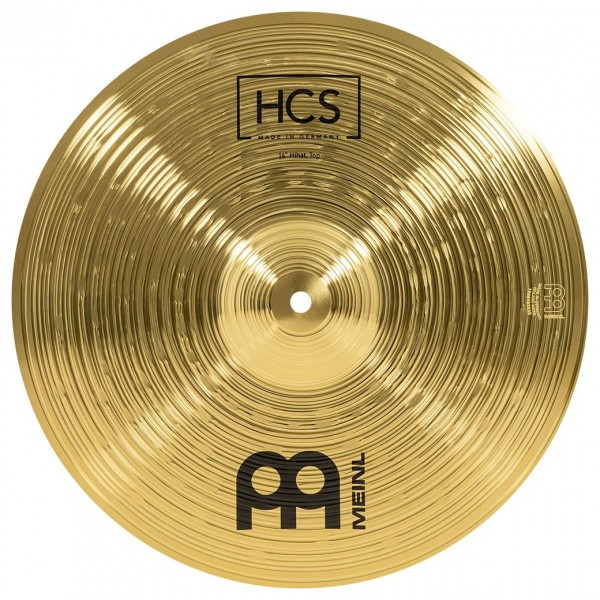 "Meinl HCS Cymbal 14"" Hi Hat Pair"