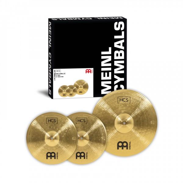 Meinl HCS Cymbal Set