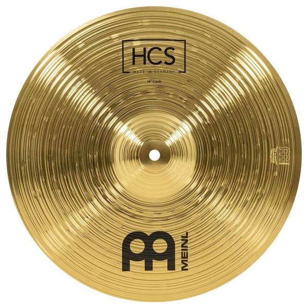 """Meinl HCS Cymbal 14"""" Crash"""