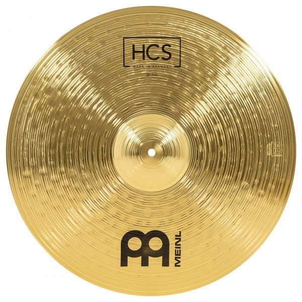 "Meinl HCS Cymbal 20"" Ride"
