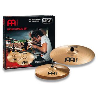 Meinl MCS Cymbal Set, MCS1418