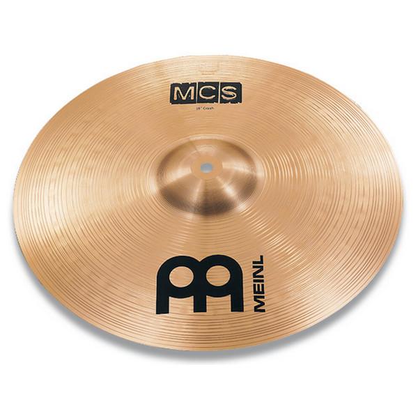 "Meinl MCS Cymbal 16"" Crash"