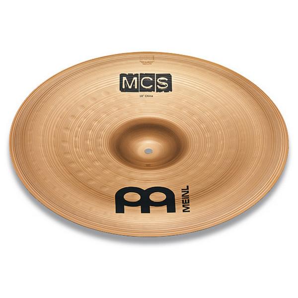 """Meinl MCS Cymbal 18"""" China"""