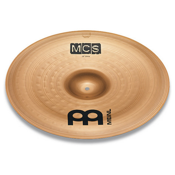 "Meinl MCS Cymbal 18"" Crash Ride"