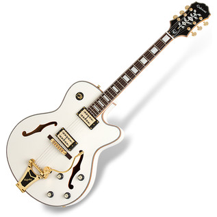 Epiphone Emperor Swingster Royale, White
