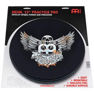 Meinl Practice Pad, 12 inch, Jawbreaker MPP6JB