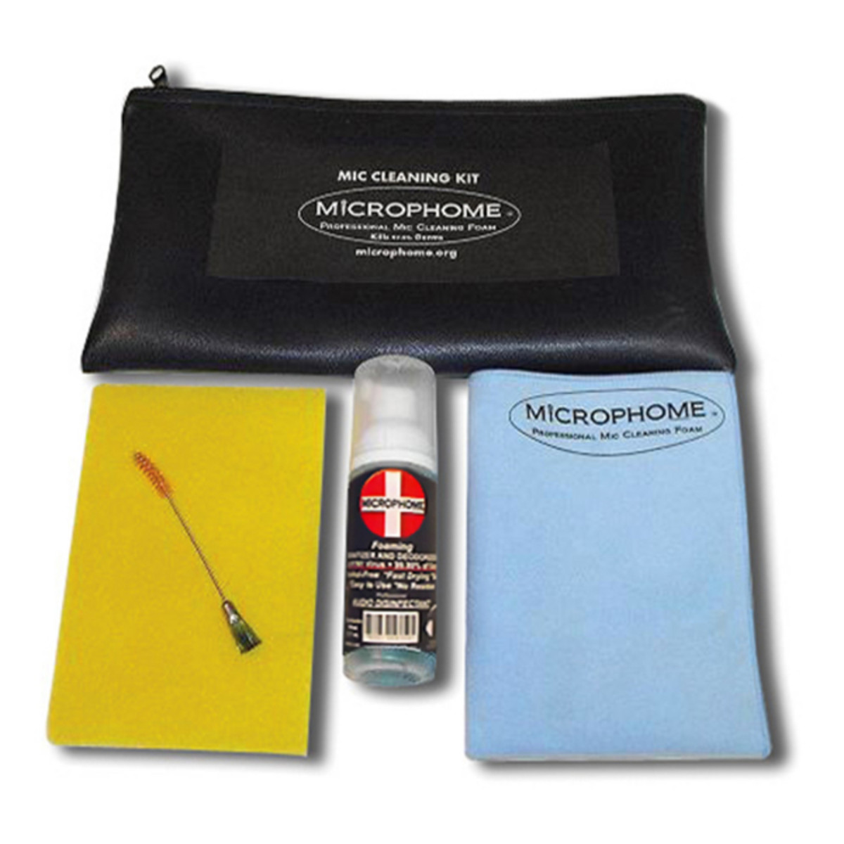 Click to view product details and reviews for Microphome Sanitizing Microphone Cleaning Kit.