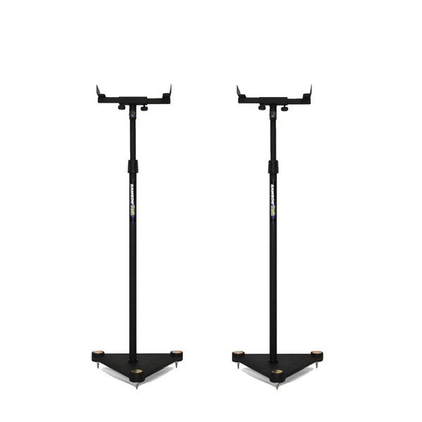 Samson MS100 Monitor Stands (Pair)
