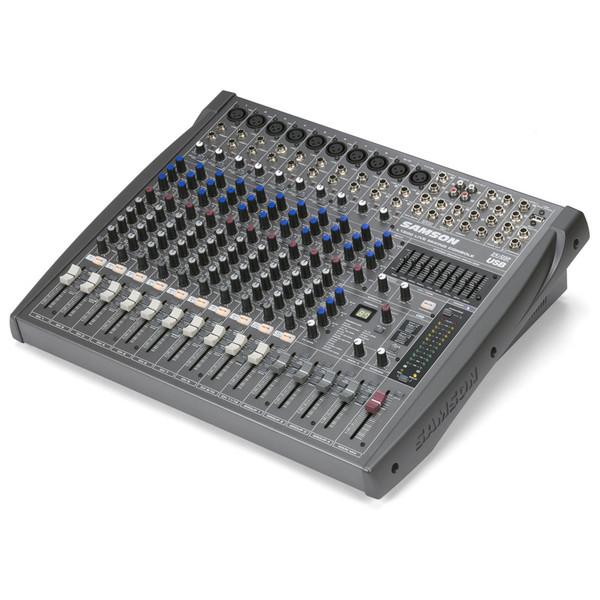 Samson L1200 12 Channel 4 Bus Mixing Console