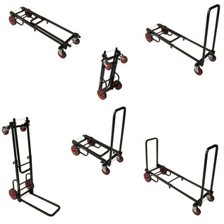 Jamstand JS-KC80 Small Karma Series Trolley - Variations
