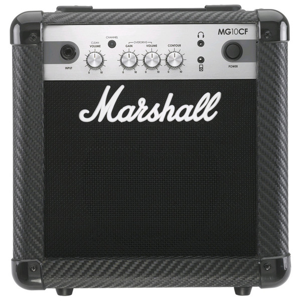 Marshall MG10CF Carbon Fibre 10W Guitar Combo