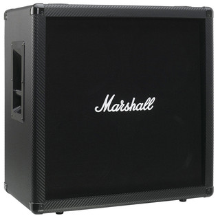 Marshall MG412BCF Carbon Fibre 120W Base Cab for MG100HCFX