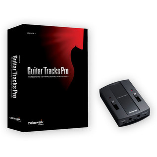 Cakewalk Guitar Tracks 4 USB Production Software with UA-11 interface