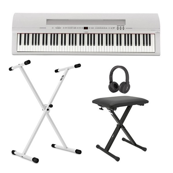 Yamaha P-255 Digital Piano Pack