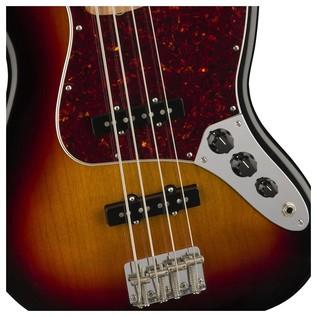 Fender Classic 60s Lacquer Jazz Bass, Sunburst