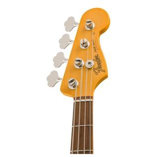 Classic 60s Lacquer Jazz Bass, PW, 3-Tone Sunburst