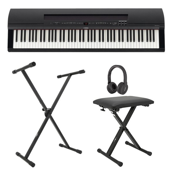 Yamaha P-255 Piano Pack